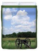 Chancellorsville Battlefield 3 Duvet Cover