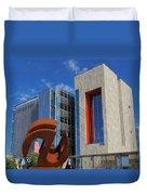 Chandler City Hall 2 Duvet Cover