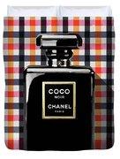 Chanel Coco Noir-pa-kao-ma2 Duvet Cover
