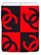 Chanel Design-4 Duvet Cover
