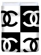 Chanel Design-5 Duvet Cover