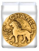 Chanel Jewelry-1 Duvet Cover
