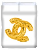 Chanel Jewelry-4 Duvet Cover