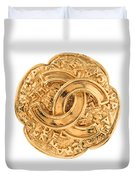Chanel Jewelry-7 Duvet Cover