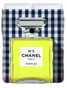 Chanel-no.5-pa-kao-ma1 Duvet Cover