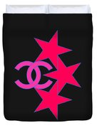 Chanel Stars-9 Duvet Cover