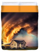 Change In The Weather 2 Duvet Cover