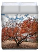 Changing Of Seasons Duvet Cover