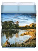 Changing Seasons Duvet Cover