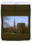 Channing Memorial Church Duvet Cover