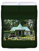 Chanticleer Bath House B Duvet Cover