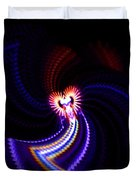Chaos Dance Duvet Cover