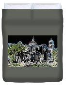 Chapel Aquinas Duvet Cover