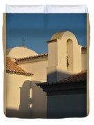 Chapel Architecture In Albufeira Duvet Cover