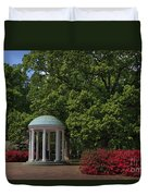 Chapel Hill Old Well Duvet Cover