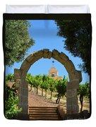 Chapel Hill Vineyard Duvet Cover