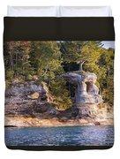 Chapel Rock Duvet Cover