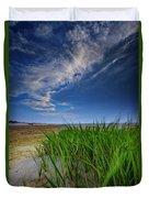 Chapin Beach Duvet Cover