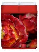 Charisma Roses 2 Duvet Cover