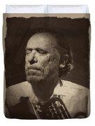 Charles Bukowski 1 Duvet Cover