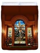 Charleston Church Duvet Cover