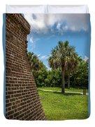 Charleston Fortification Duvet Cover