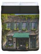 Charleston Gardens Duvet Cover
