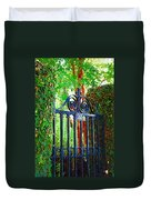 Charleston Gate 1 Duvet Cover