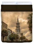 Charleston Light Duvet Cover