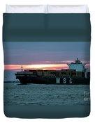 Charleston Port Duvet Cover