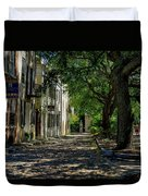 Charleston Side Street Duvet Cover