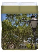 Charleston Through The Tree's Duvet Cover