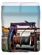 Charlestown Winch Duvet Cover