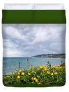 Charmouth Overlook Duvet Cover
