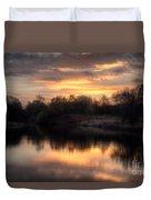 Chasewater Sunrise Duvet Cover