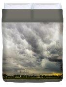 Chasing Nebraska Stormscapes 046 Duvet Cover