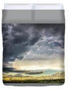 Chasing Nebraska Stormscapes 047 Duvet Cover