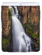 Chasing Waterfalls Duvet Cover