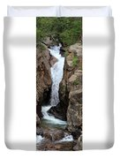 Chasm Falls 2 - Panorama Duvet Cover