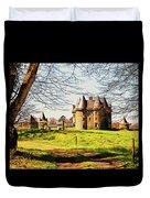 Chateau De Landale Duvet Cover
