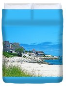 Chatham Cape Cod Duvet Cover