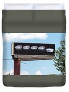 Chattanooga Shooting  Duvet Cover