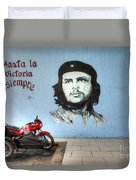 Che Bike  Duvet Cover