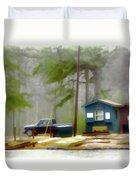 Cheaha Lake Duvet Cover