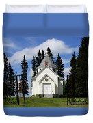 Chechow Holy Spirit Church 1  Duvet Cover