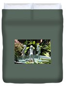 Cheekwood Fountain Duvet Cover