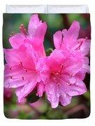 Cheerful Rain Duvet Cover