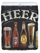 Cheers  Duvet Cover