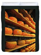 Cheese In Holland Duvet Cover
