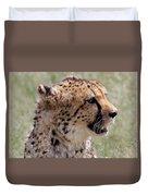Cheetah No. 2  Duvet Cover